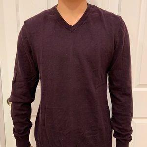 Men's Old Navy Dark Purple Pullover